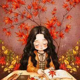 爱笑的叶子